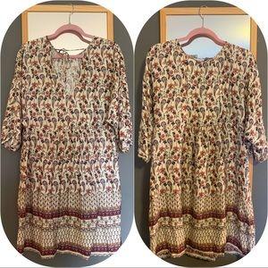 Zara Boho Dress